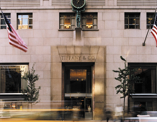Tiffany Store Locator