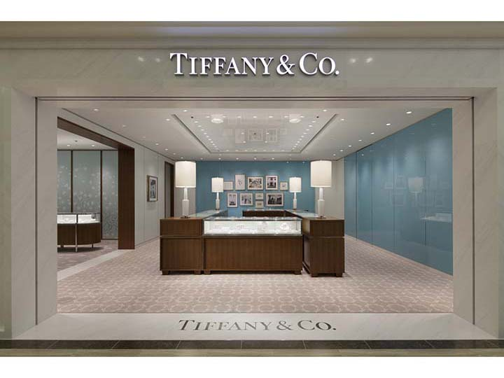 newest 8fbe6 deb7e 梅田阪急店 | Tiffany & Co.