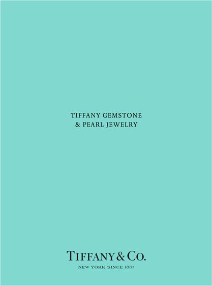 Tiffany & Co. | Catalogues & Brochures