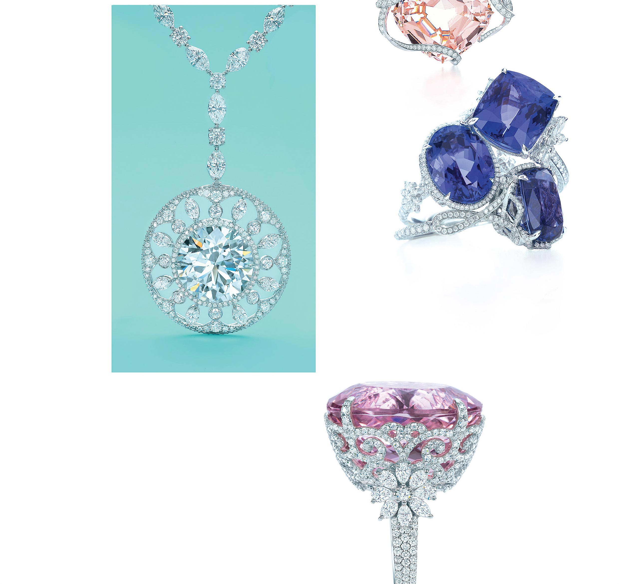 Spectacular Jewels The Tiffany Story
